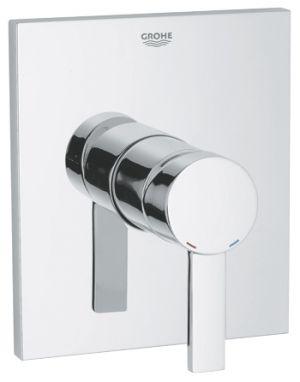 GROHE ALLURE, 1-ръкохватков смесител за вграждане за душ, външна част