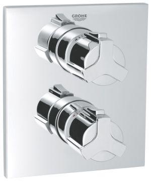 GROHE ALLURE, термостатен смесител за душ за вграждане, външна част