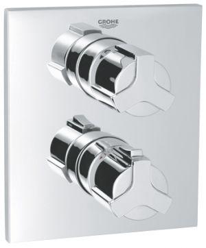 GROHE ALLURE, термостатен смесител за вана за вграждане, външна част