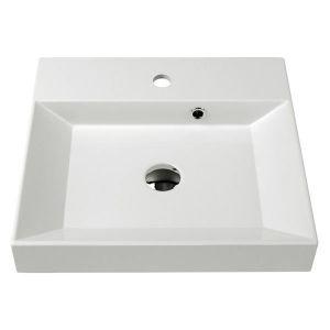 CORTONA Мивка за баня от полимер мрамор