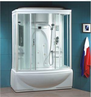 Парна душ кабина METRON MY-2502