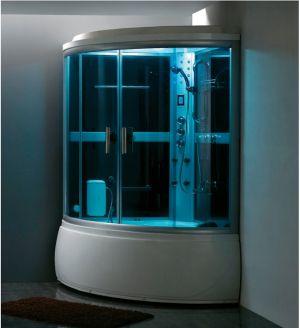 Парна душ кабина METRON MY-2268, 1250х1250х2200 мм