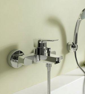 Ideal Standard CERAPLAN III смесител стенен за вана и душ, без аксесоари