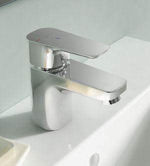 Ideal Standard CERAPLAN III смесител стоящ с изпразнител, за мивка
