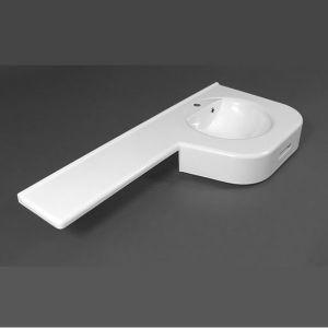 HOTEL 3 Мивка за баня от полимер мрамор - различни размери