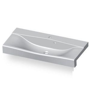 ELISE  Мивка за баня от полимер мрамор