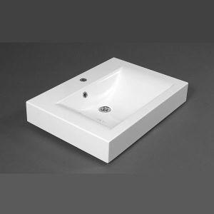 ELLEN Мивка за баня от полимер мрамор - различни размери