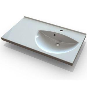 DISA Мивка за баня от полимер мрамор - различни размери