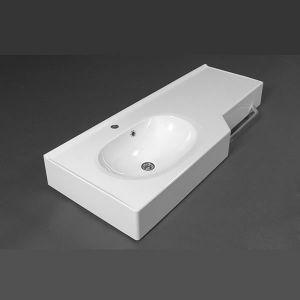 HOTEL 1-2 Мивка за баня от полимер мрамор - различни размери