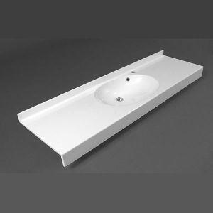 Hotel-5 Мивка за баня от полимер мрамор