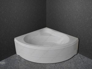 Предложение акрилна вана NICA 120х120 - пълен комплект, крака и преден панел