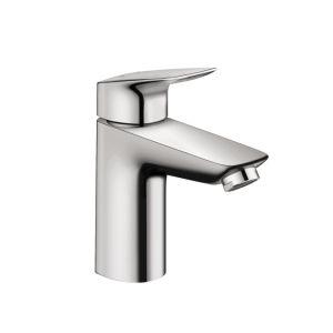 HANSGROHE LOGIS Смесители за баня - смесител за мивка, смесител за вана и душ и тръбно окачване с душ слушалка Croma 100 Vario