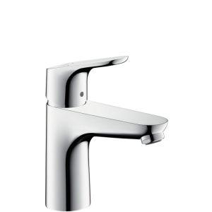 HANSGROHE FOCUS Смесители за баня - смесител за мивка, смесител за вана и душ и тръбно окачване с душ слушалка Croma 100 Vario