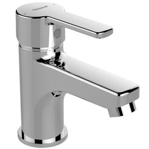 Смесител стоящ за мивка Видима CALISTA с изпразнител, B0865AA