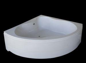 Акрилна вана SOFIA, ъглова, за двама - 140х140, 150х150 см.