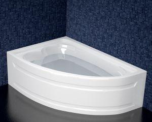 Акрилна вана ONYX , асиметрична, ъглова, за двама, 160x110 см.