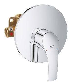 GROHE EUROSMART NEW, Смесител за вграждане за душ
