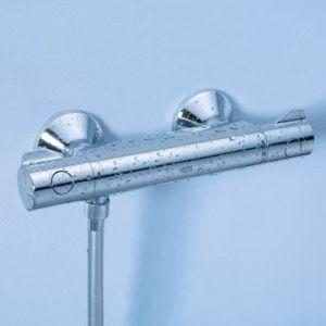 GROHE GROHTHERM 800, термостатен смесител за душ, стенен