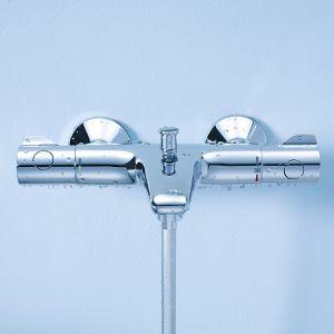 GROHE GROHTHERM 800, термостатен смесител за вана и душ